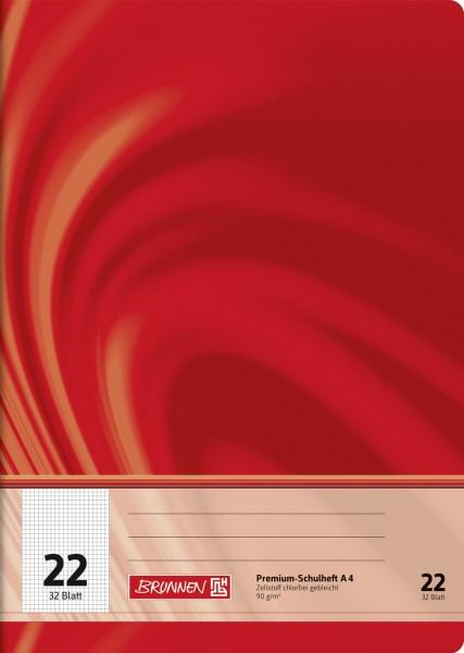 Baier & Schneider Schulheft A4 Vivendi Lin.22 32Blatt